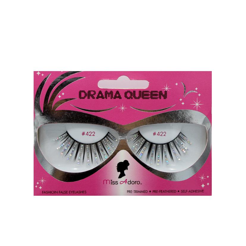 a477b9a2477 Miss Adoro Drama Queen False Lashes #422, Miss Adoro False Eyelashes -  Madame Madeline Lashes