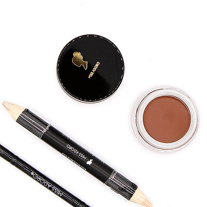 3PC BEAUTY-BROW GEL KIT