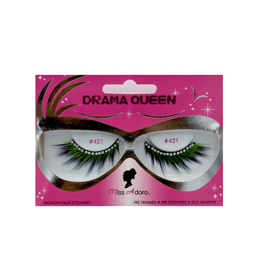 Miss Adoro Drama Queen False Lashes #421