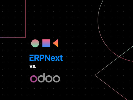 8 reasons ERPNext is the better open source ERP alternative to Odoo