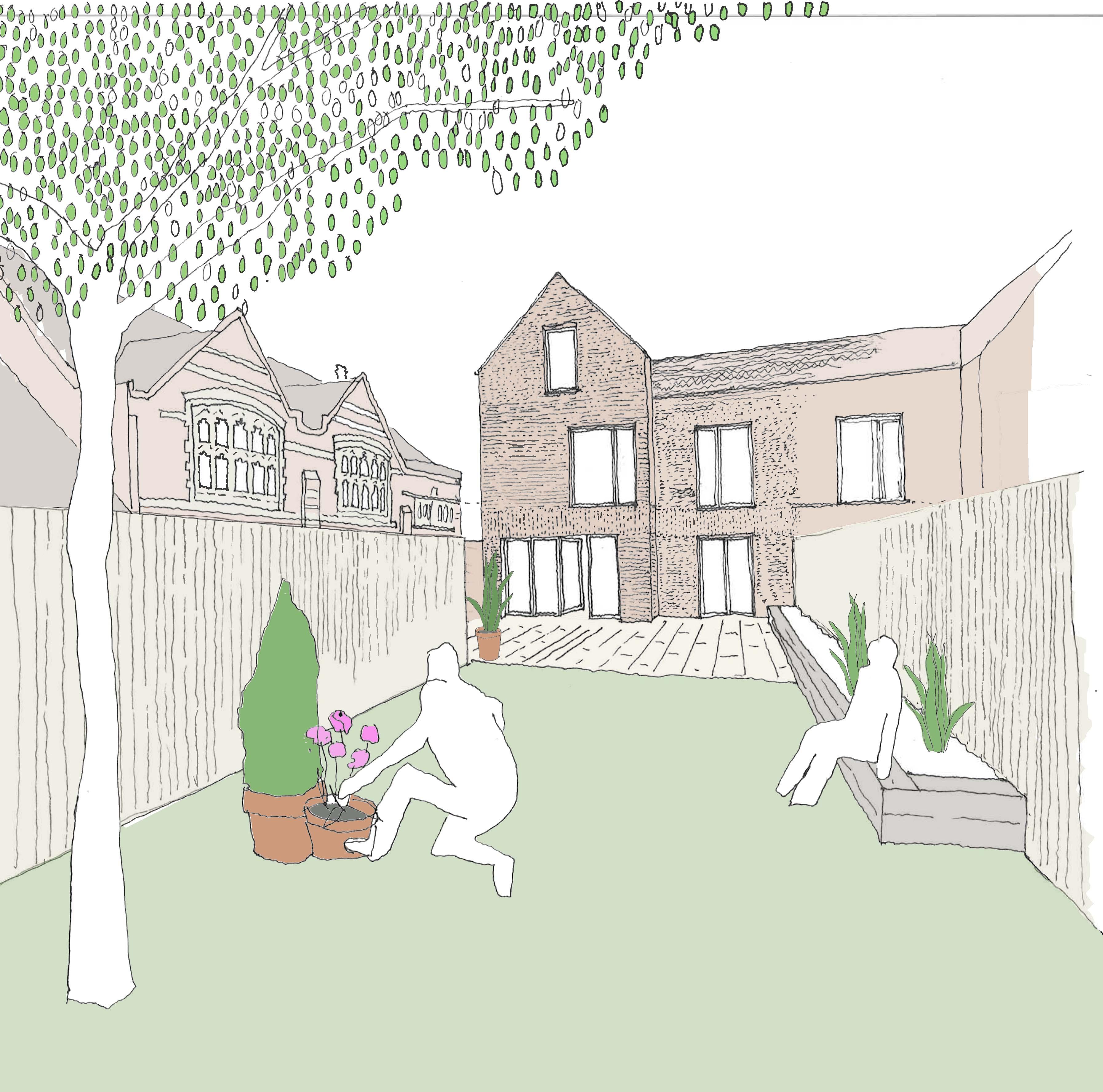 Finchley Luxury Resi Development