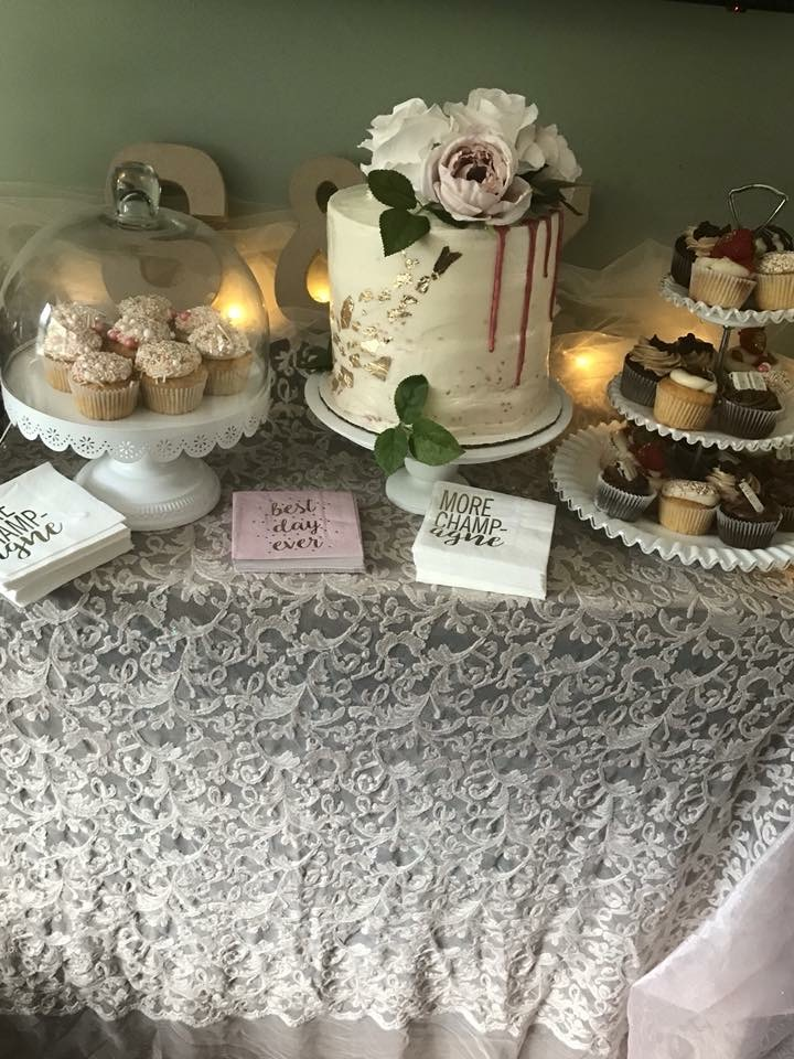 Maryland Wedding Cake