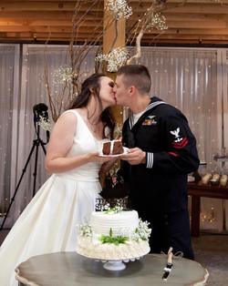 Washington Wedding Cake