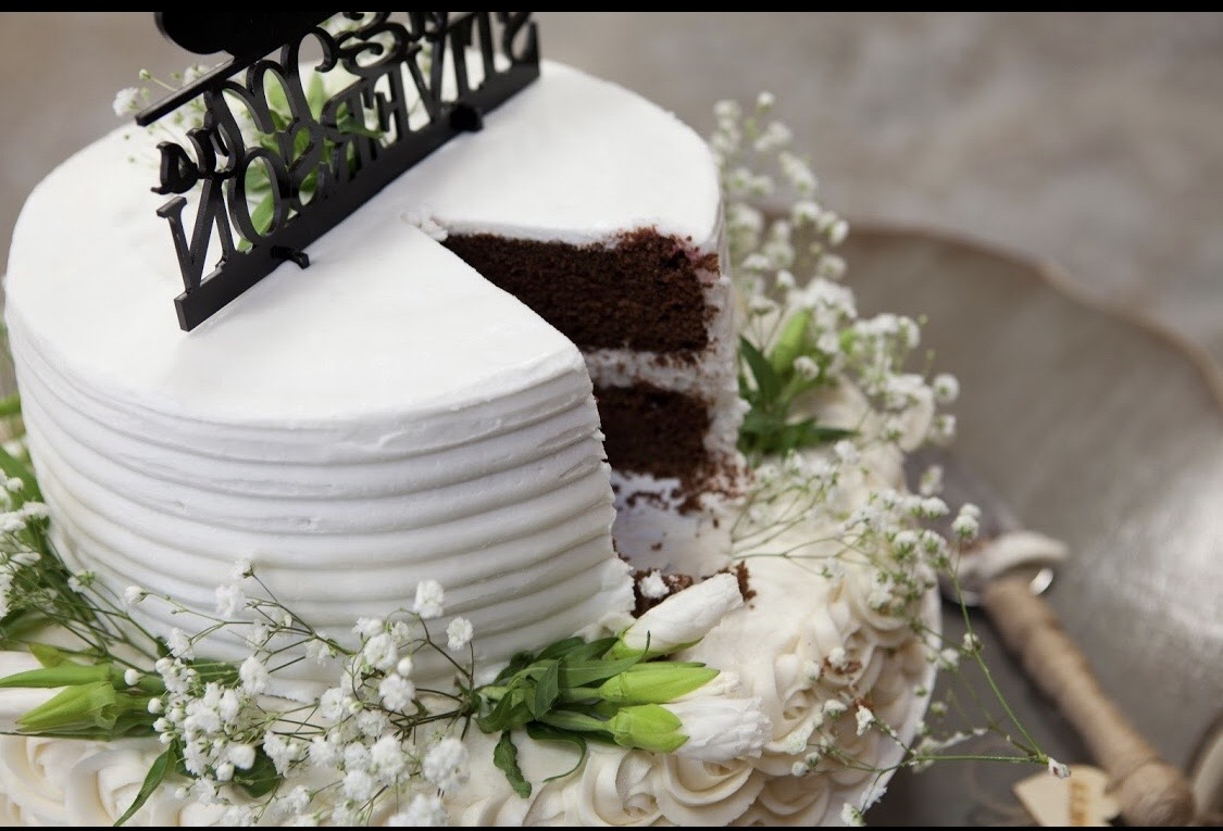 Washington Wedding Cake