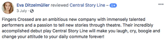 Central (Story) Line facebook review 4.p