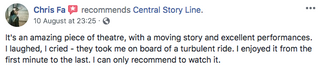 Central (Story) Line facebook review 3.p