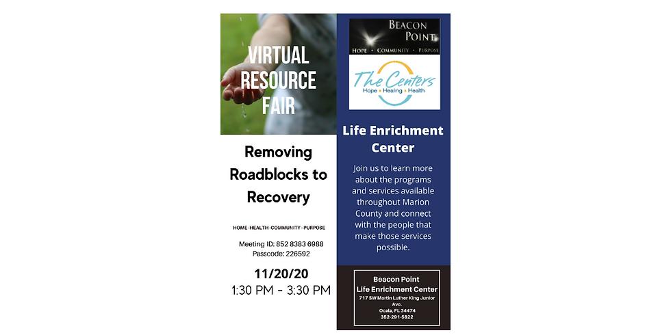 November Virtual Resource Fair
