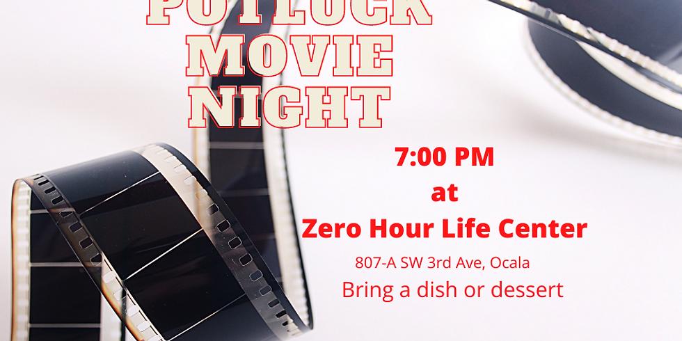 Potluck Movie Night