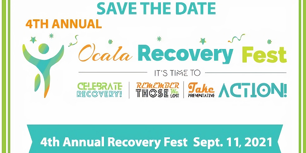 4th Annual Ocala Recovery Fest