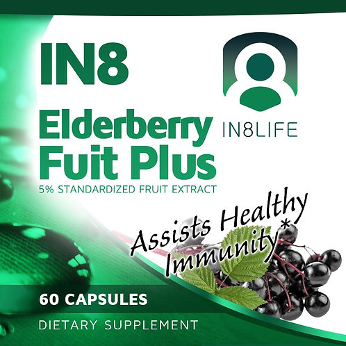 In8 Elderberry Fruit Plus