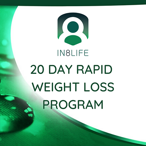 20 Day Rapid Weight Loss Program