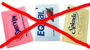 AVOID THE BLUE, PINK OR YELLOW PACKETS
