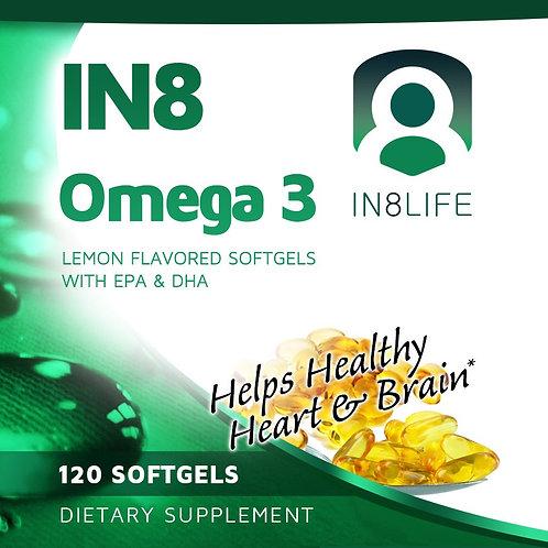 IN8 Omega 3