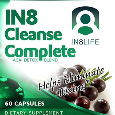 IN8 Cleanse Complete