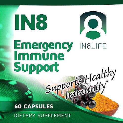 IN8 Emergency Immune Support