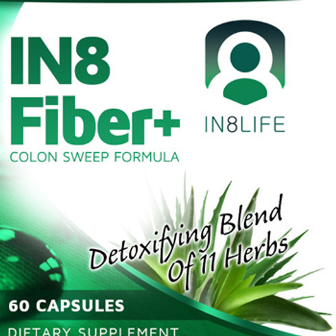 IN8 Fiber+