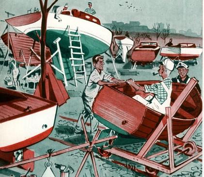 Bottenfärger Vad gäller för träbåtar?