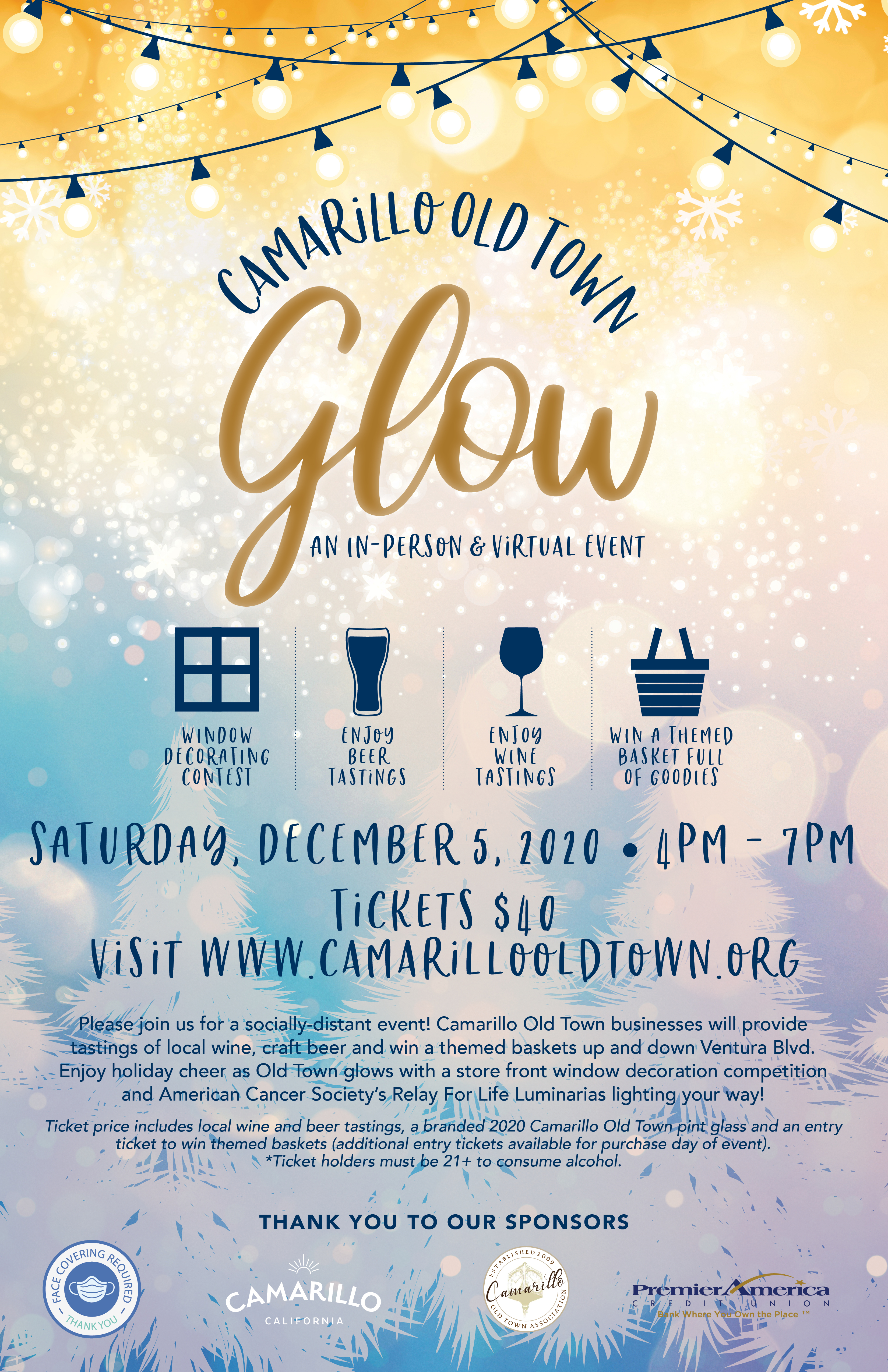 Old Town Glow 2020