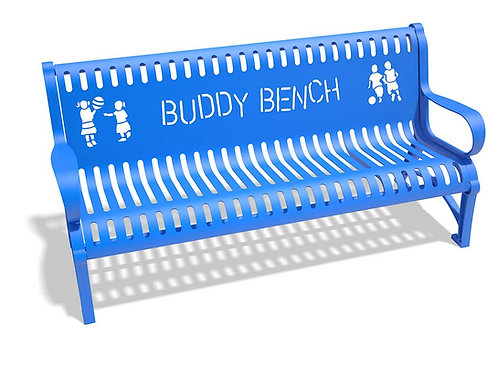 Buddy Bench - Model EL6-HF-BB