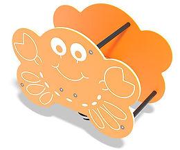 Mr. Crabby Playground Motion Toy