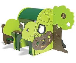 Junior Turtle Playground Playhouse