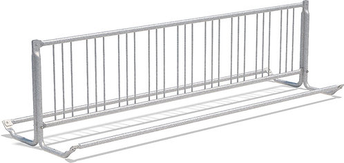 Traditional Bicycle Rack - Model BR110