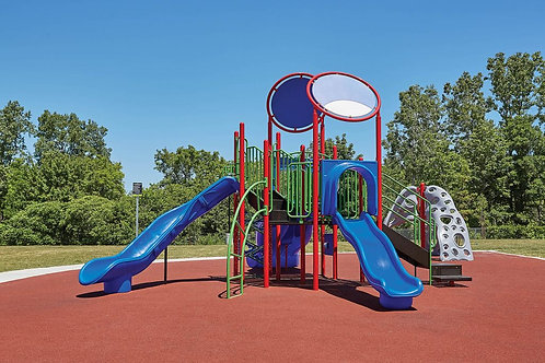 PlaySteel FIT Playground Structure - Model B305267