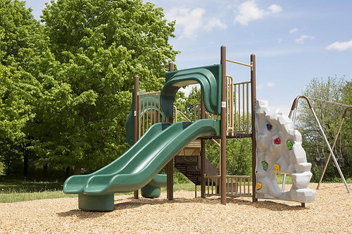 PlaySteel FIT Playground Structure - Model B302383R0