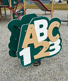 ABC Playground Motion Toy