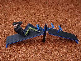StayFIT Incline Sit-Up