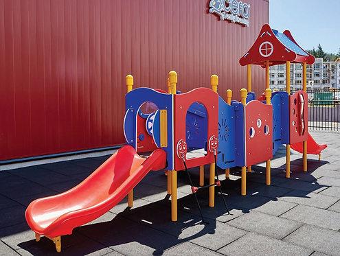PlayTots Playground Structure - Model PT20155