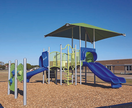 Mighty Shades Playground Structure - Model B306604