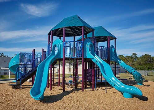 PlaySteel MAX Playground Structure - Model B503390