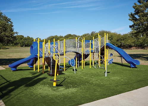 PlaySteel FIT Playground Structure - Model B306619