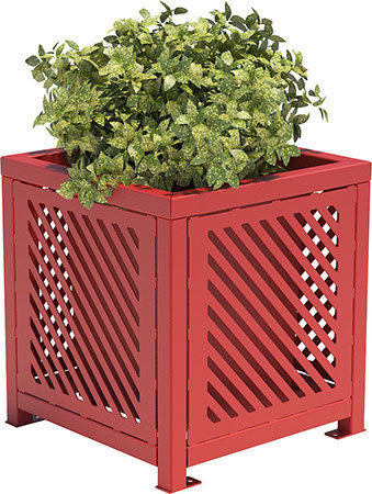 Planter - Model PL004-DIAG