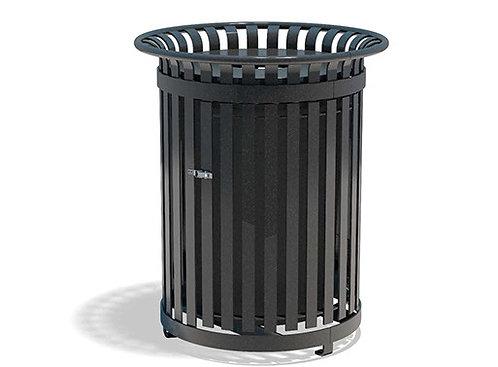 Trash Receptacle - Model TC001-D