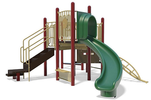 PlaySteel MAX Playground Structure - Model B501531