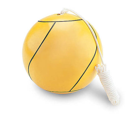 Playground Tetherball with Rope