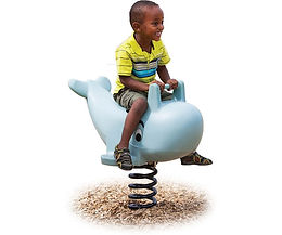 Wally the Whale Playground Motion Toy