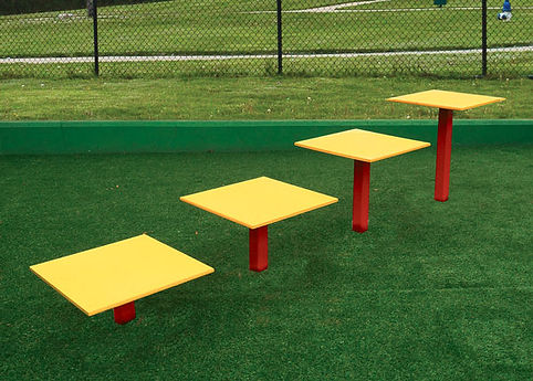 Jumping Pads