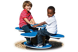 Lucky Clover Playground Motion Toy