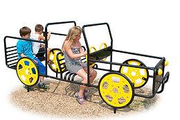 Playground Pickup Truck