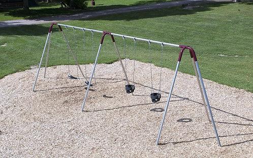 Standard 2 Bay 8ft Swing