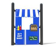Hot Dog Stand Panel