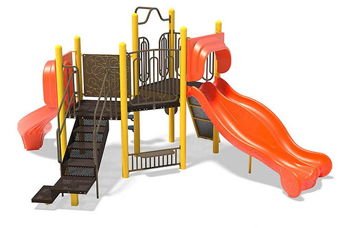 PlaySteel MAX Playground Structure - Model B501525