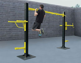 StayFIT  SuperMAX Pull-Up, Knee Raise, Triceps Dip Station