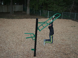 StayFIT Angled Climber