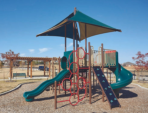 Mighty Shades Playground Structure - Model B306611