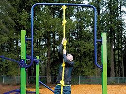 StayFIT Rope Climb
