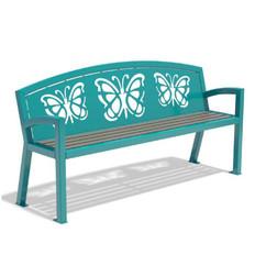 Moraine Custom Butterfly Bench.jpg